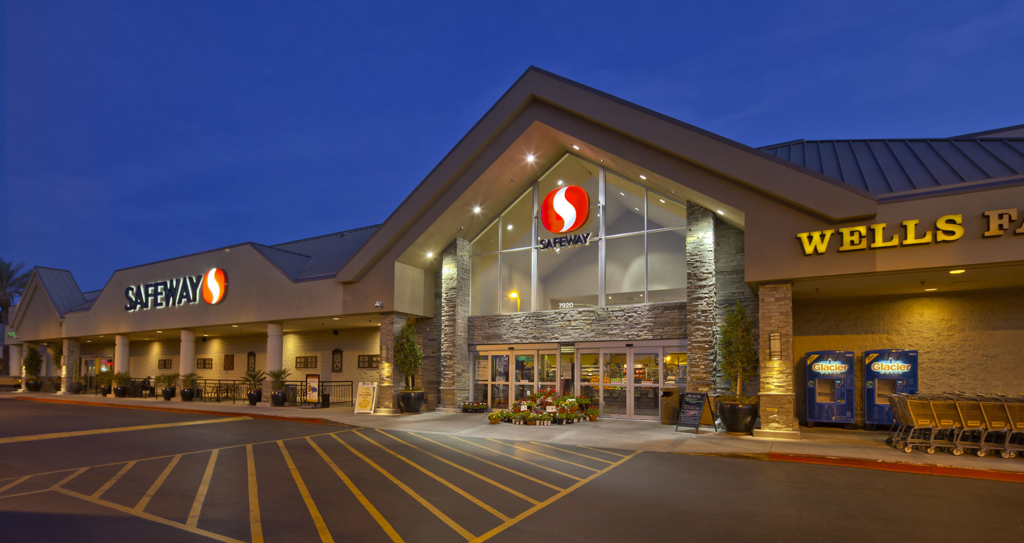 safeway grocery stores and pharmacies cshqa