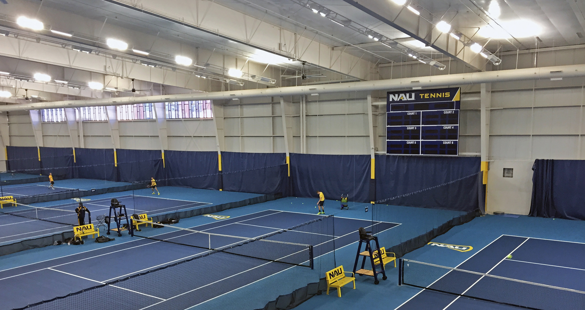 Northern Arizona University Center for Aquatics & Tennis ...